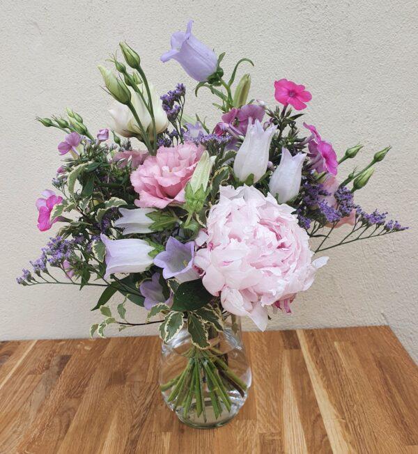 Katkins flowers in a vase